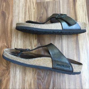 Birkenstock Gizeh Golden Brown Sandal